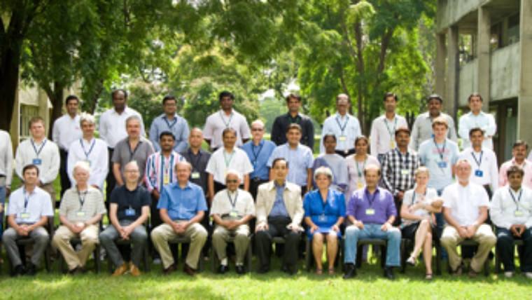 New genomics and breeding tools for food security ICRISAT hosts workshop on next generation genomics for crop improvement