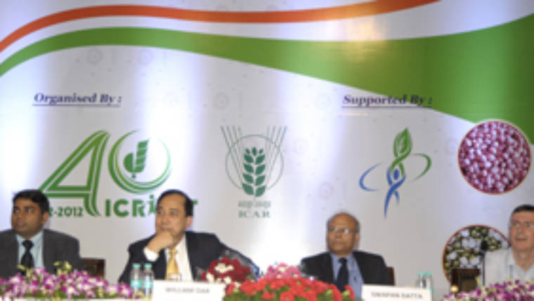 ICRISAT & ICAR host 6th international conference on legume genetics and genomics