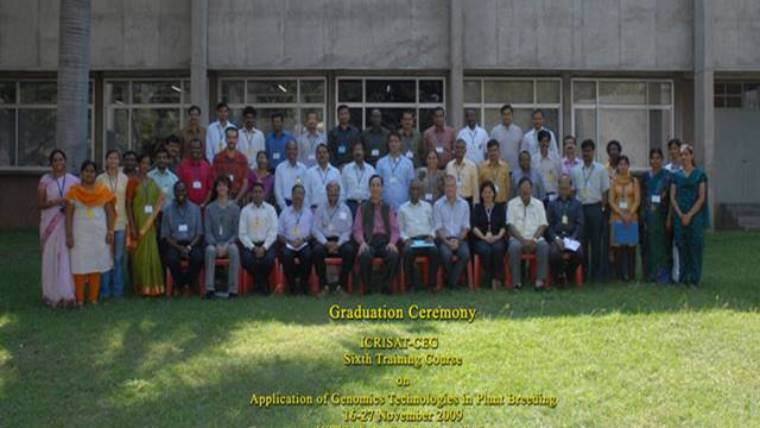 Training course on application of genomics -6th CEG Course