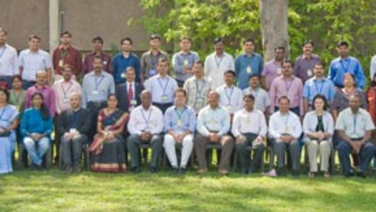 ICRISAT-CEG holds advanced training on molecular plant breeding