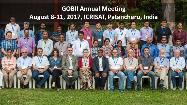 Annual Meeting of Genomic Open-Source Breeding Informatics Initiative (GOBII)