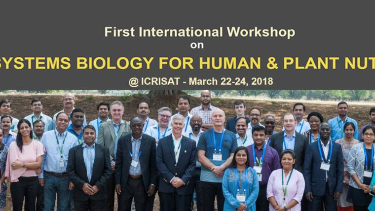 First International Workshop on Systems Biology for Human & Plant Nutrition